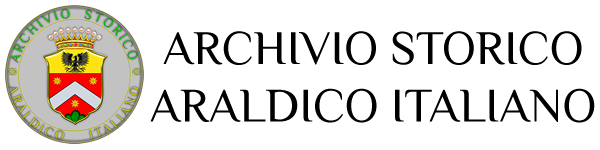 Araldica – Archivio Storico Araldico Italiano – Araldica